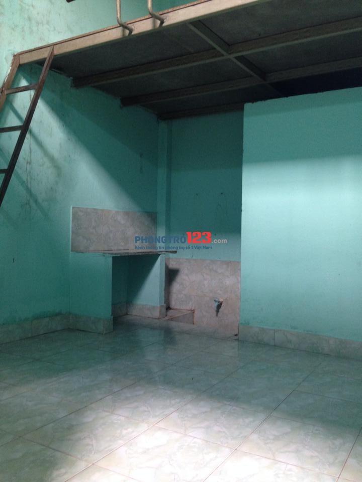 Nhà trọ gần ngã tư Trung Chánh
