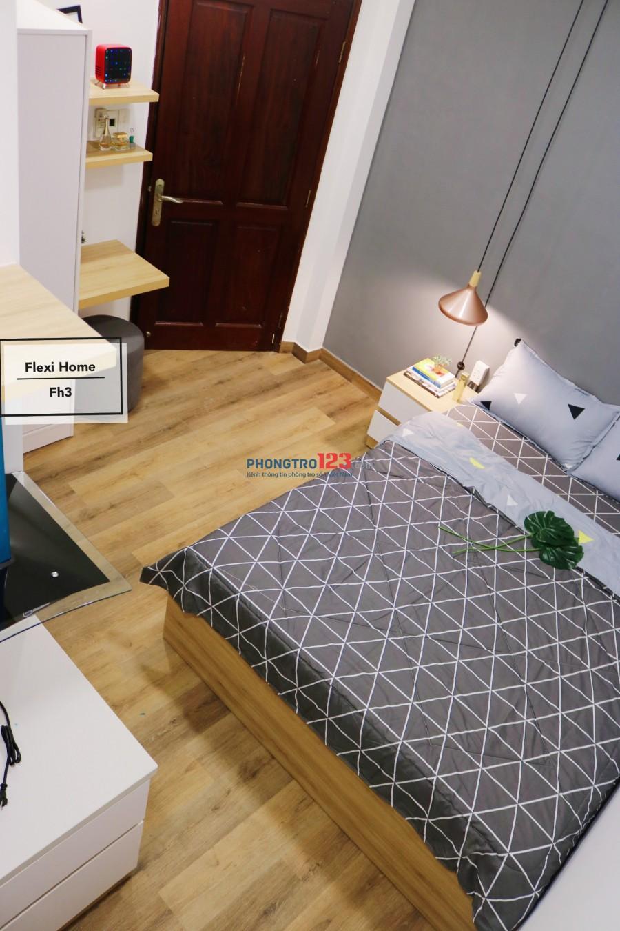 Phòng Studio cao cấp 20m2, Cộng Hòa, Tân Bình