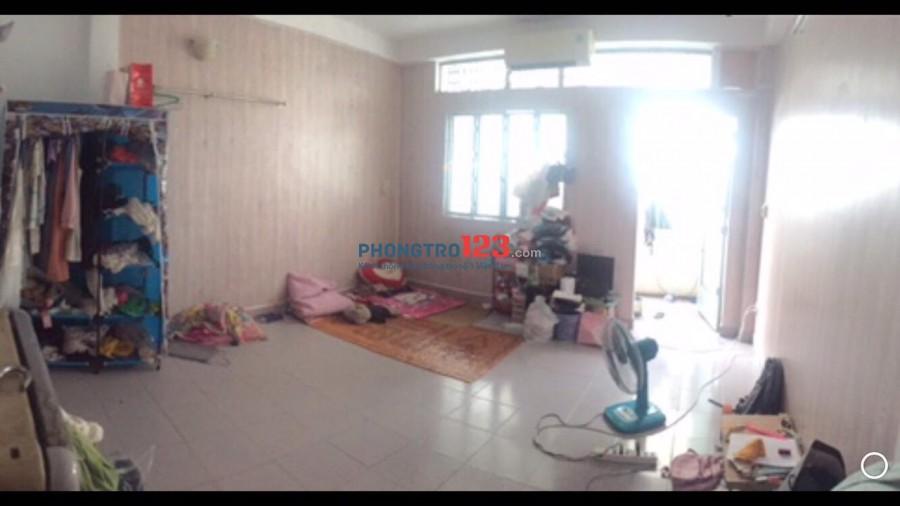 Tìm nữ ở ghép Nguyễn Trãi, quận 5