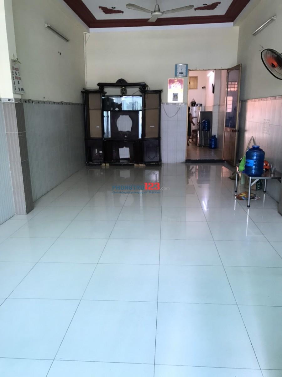 Cho thuê mặt bằng kinh doanh 4x18 nhà mặt tiền đường 50 Nguyễn Trọng Trí, P.An Lạc A, Q.Bình Tân