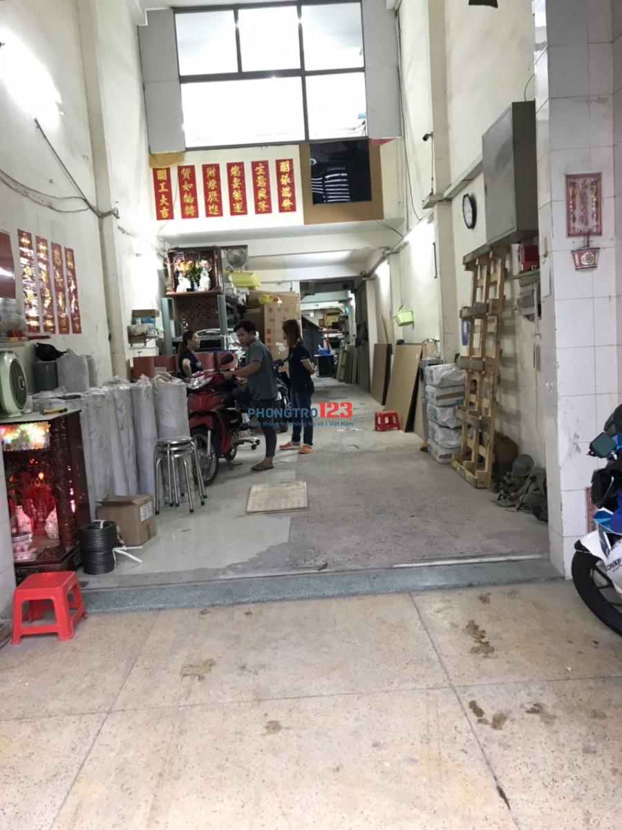 Chính chủ cho thuê nhà nguyên căn 1 trệt 1 lửng 3 lầu mặt tiền 47 Nguyễn Chí Thanh, P.16, Q.11