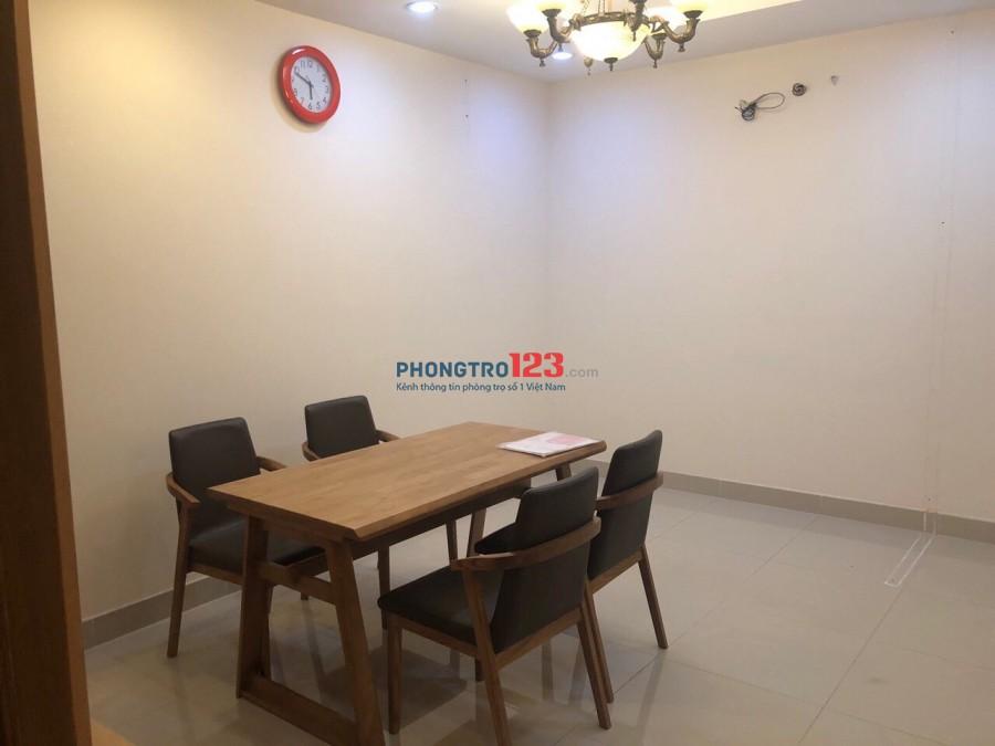 Cho Nữ Thuê Phòng Chung Cư Him Lam Riverside Quận 7