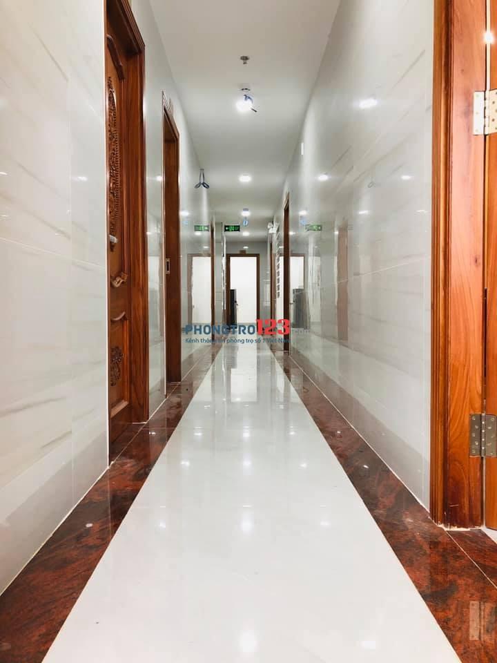 Phòng Nội Thất Nhà Mới Xây An Dương Vương, Quận 5. Giá Ưu Đãi 5.5Tr/Th