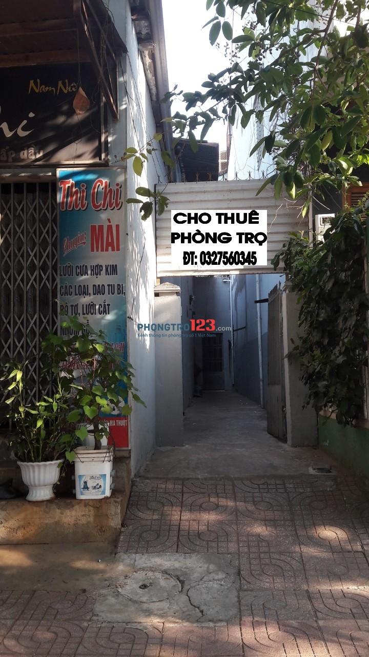 Cho thuê phòng trọ 71 Hùng Vương