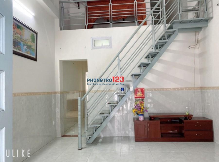 Cho thuê nhà nguyên căn 1 trệt 1 lầu 3pn tại đường số 2, P.Trường Thọ, Q.Thủ Đức. Giá 8tr/th