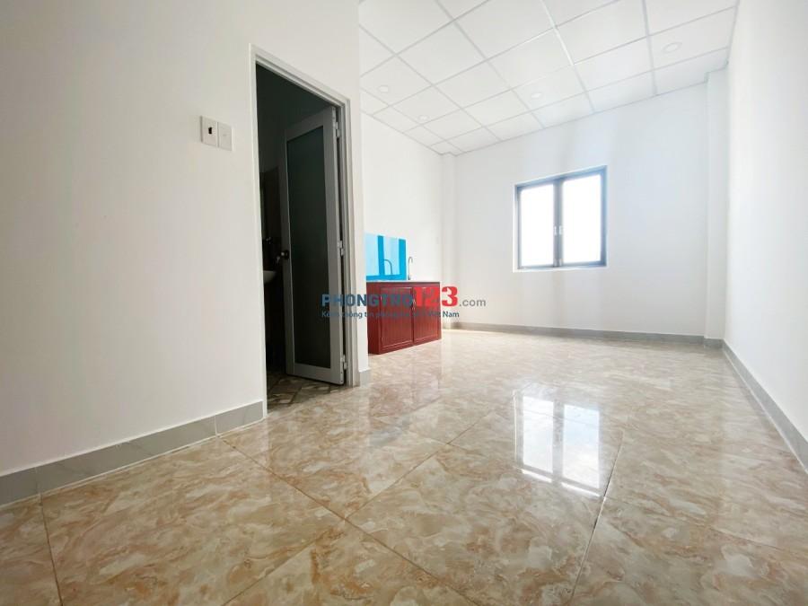Phòng cho thuê mới xây gần Hàng Xanh, Bình Thạnh