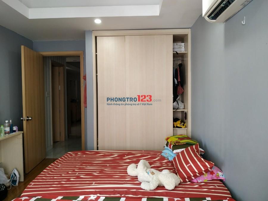 Cho thuê phòng máy lạnh tại chung cư Quận 2