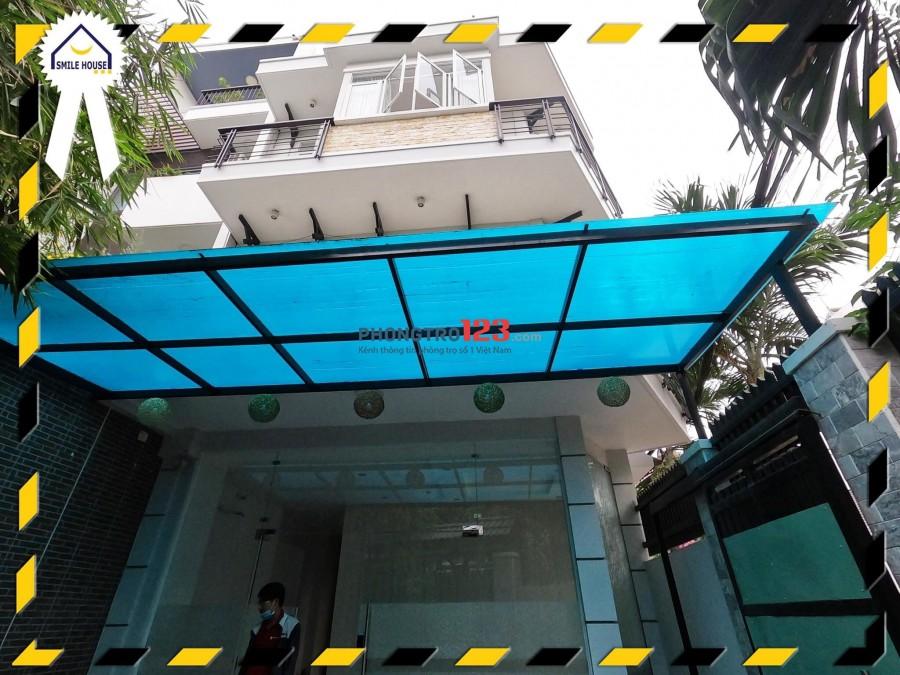 Cho thuê phòng full NT không giới hạn người ở, nằm trong căn Biệt Thự đường số 20, P.5, Gò Vấp