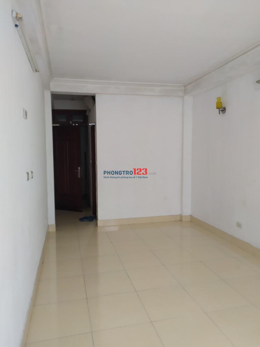 Cho thuê phòng 30m2, đường Hoàng Quốc Việt, Cầu Giấy, Hà Nội