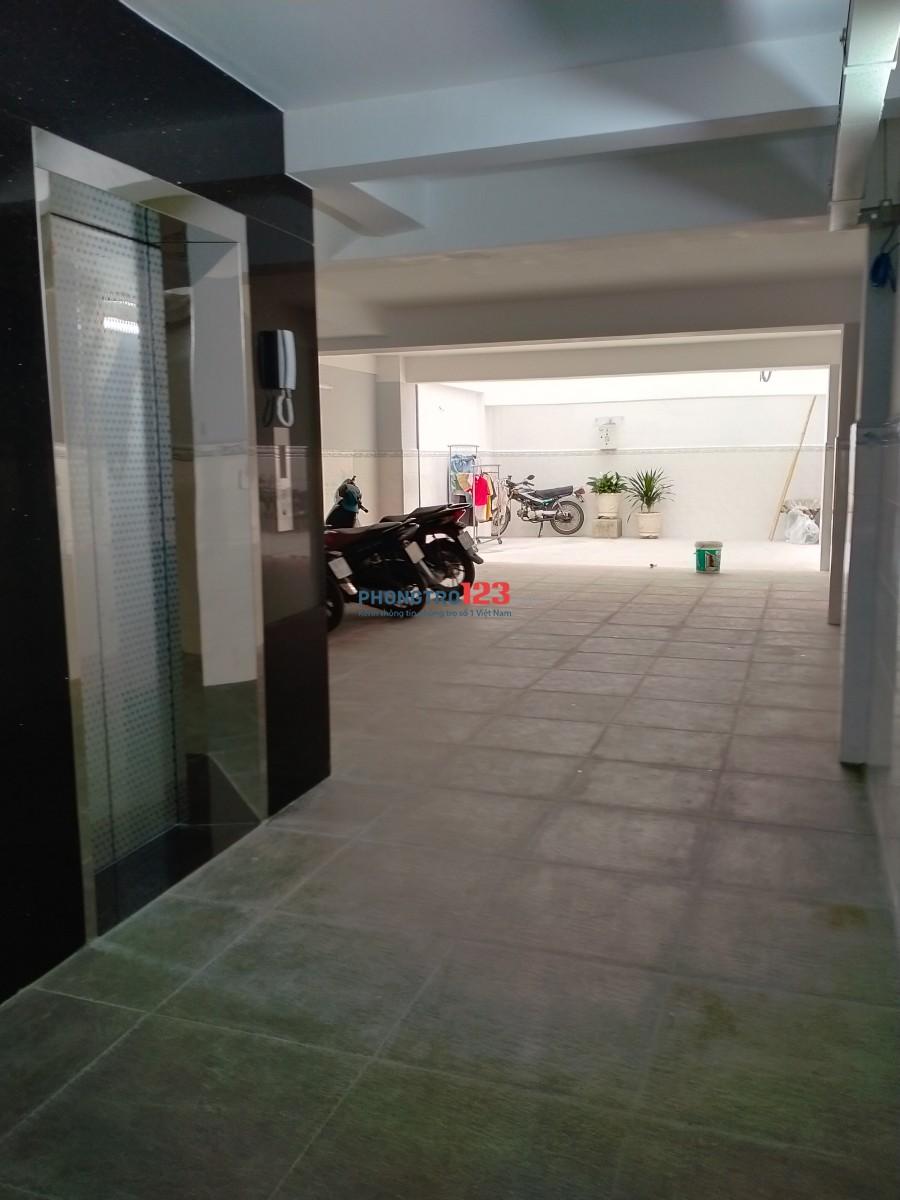 Phòng trọ - căn hộ mini cho thuê