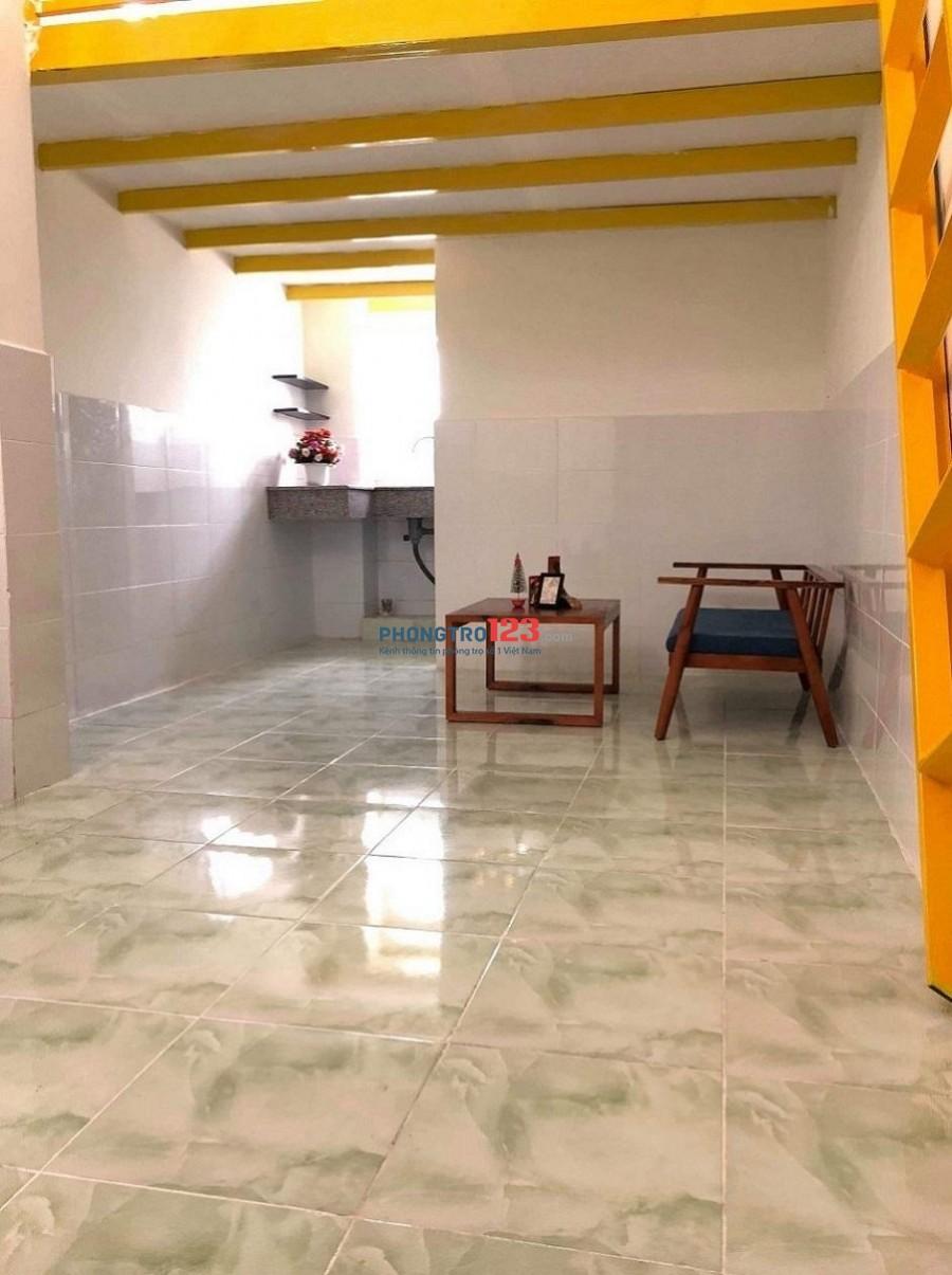 Cho thuê phòng trọ tiện nghi Tân Bình