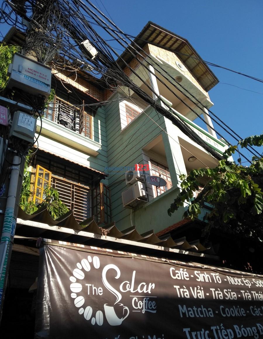 Cần tìm 1 nam sinh viên hoặc nhân viên văn phòng, người đi làm,... tại Tân Bình, Tp.HCM