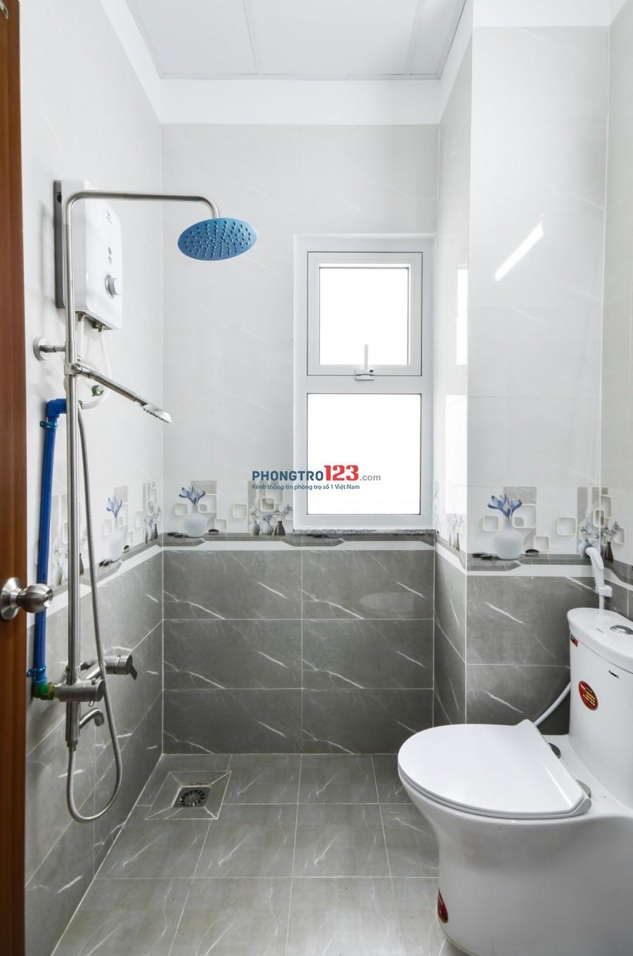Cho thuê căn hộ tiện nghi, 35m2, đường Nhất Chi Mai, Quận Tân Bình