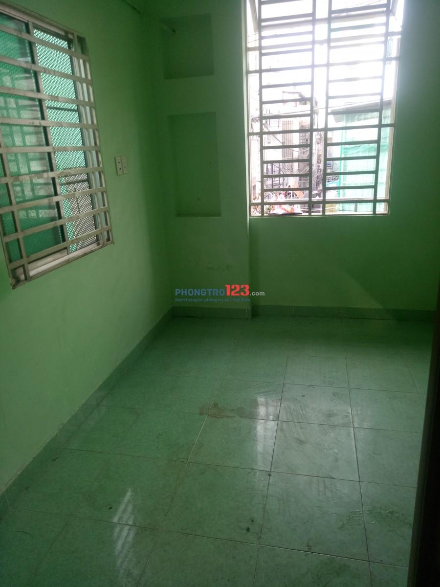 Phòng cho thuê quận 10 (phòng trống)