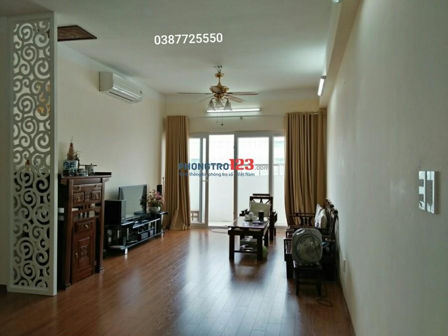 Cho thuê Chung cư, tầng 21, 136,7m vuông