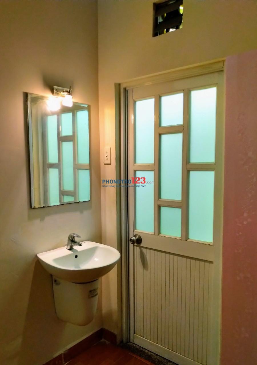 CHO THUÊ phòng 26m2 quận Thủ Đức đầy đủ nội thất có MÁY LẠNH, tiện ích, an ninh