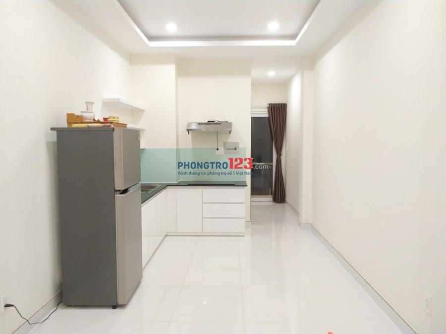 Cho thuê tầng 1 đầy đủ nội thất mới 100%, Diện Tích 42m2 tại Tô Hiến Thành Phường 15 Quận 10 giá 9tr/tháng
