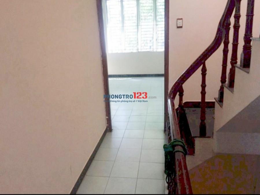 Cho thuê phòng 20m2 nhà mặt tiền 199 Hùng Vương P9 Q5 giá hổ trọ sau dịch 3,5tr/tháng