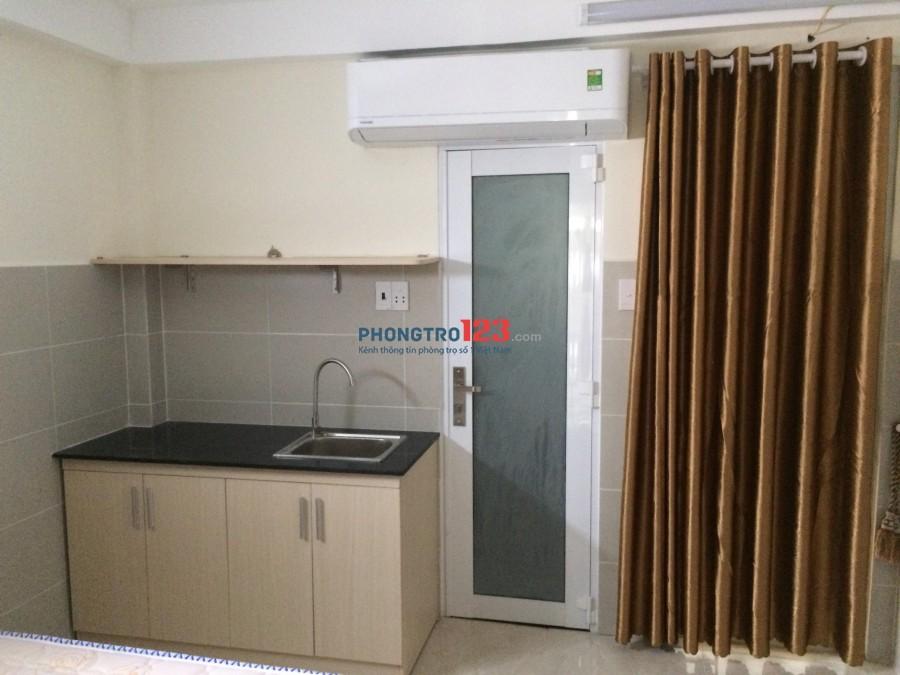 Phòng cho thuê đường Huỳnh Văn Bánh, phường 15, Phú Nhuận