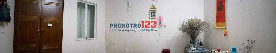 Cho thuê phòng Hoàng Hoa Thám, Ba Đình, Hà Nội