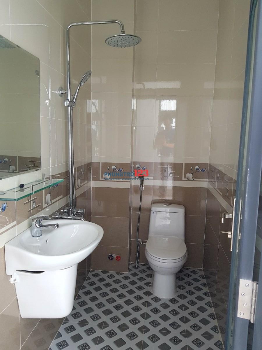 Cho thuê nhà mới xây 1 trệt 2 lầu St P16 Gò Vấp