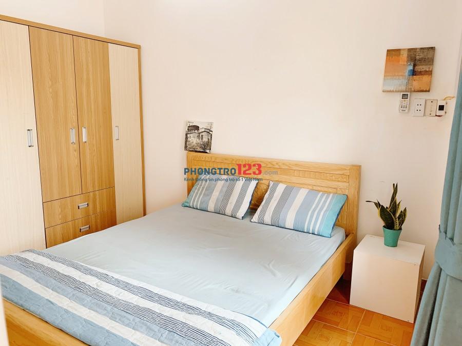 Phòng đẹp cho thuê đường Lê Văn Sỹ Quận 3