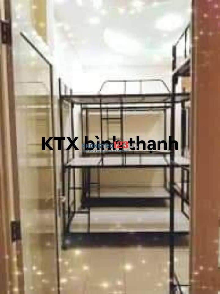 Ở ghép - ktx cho thuê ngay bình thạnh HUTECH giá siêu mềm chỉ 500k/G có máy lạnh. LH: 0708997696
