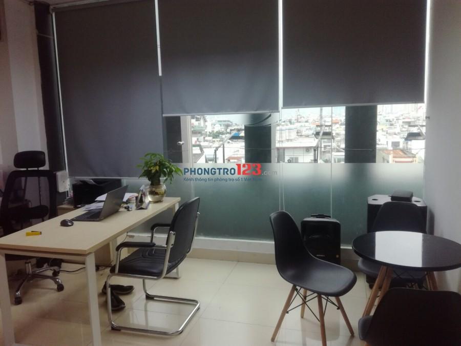 Cho thuê văn phòng kinh doanh quận Tân Phú