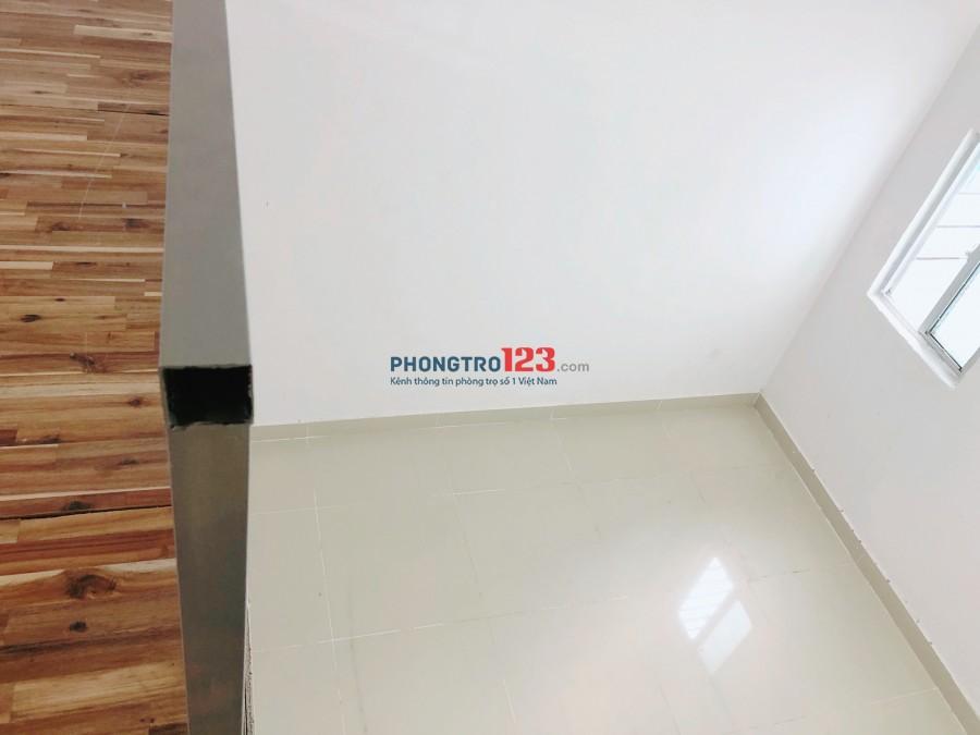 Khai trương phòng trọ siêu mới, hiện đại ngay Trung tâm Tân Phú