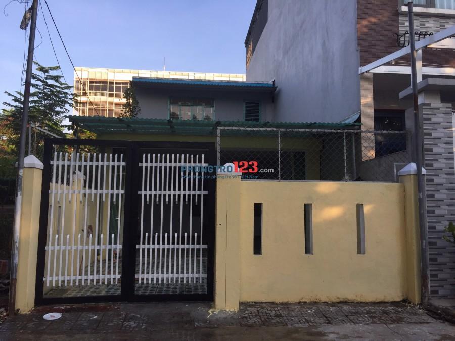 Nhà cho thuê Dương Cát Lợi cạnh ĐH Duy Tân ĐN