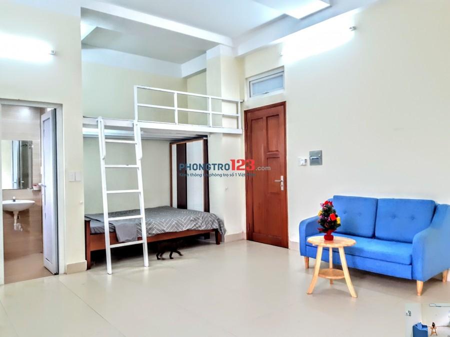 Phòng đầy đủ nội thất, tiện nghi 30m2