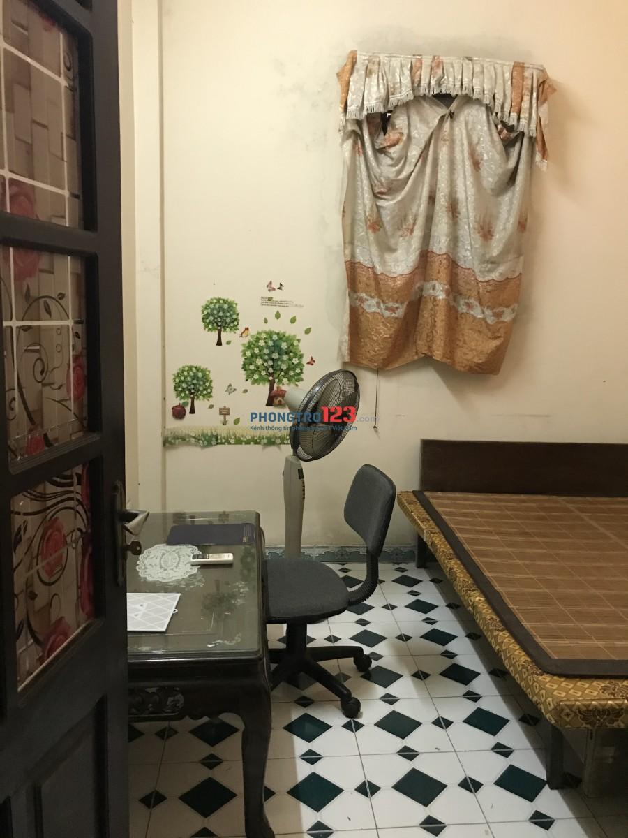 Phòng trọ Tây Hồ, Hà Nội bao điện nước wifi 2tr/tháng