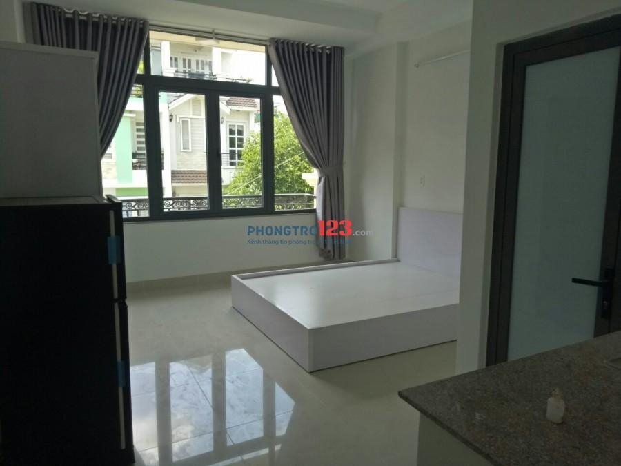 Cho thuê phòng trọ mới xây cao cấp Nguyễn Thị Thập