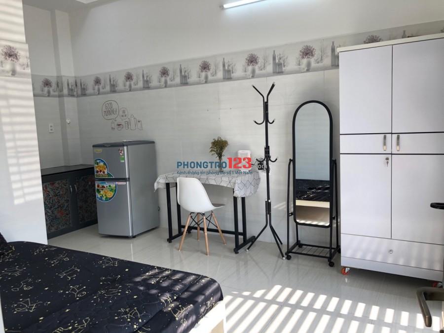 Cần cho thuê phòng trọ quận Tân Bình, giá từ 3.5tr, full nội thất