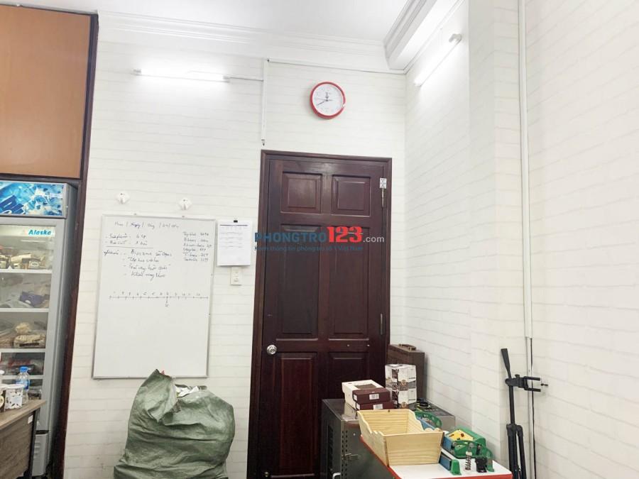Văn phòng giá rẻ, phòng lại đẹp, vị trí đắc địa Phú nhuận sát quận 1 năm phút