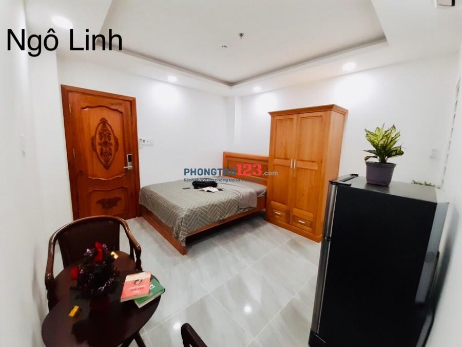 Cho thuê phòng trọ Tân Bình - phòng rộng - giá rẻ - an ninh - hầm xe rộng