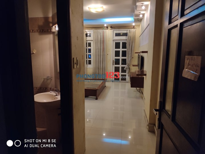 Cho thuê 2 phòng trọ đẹp ở trung tâm quận 10 TP.HCM