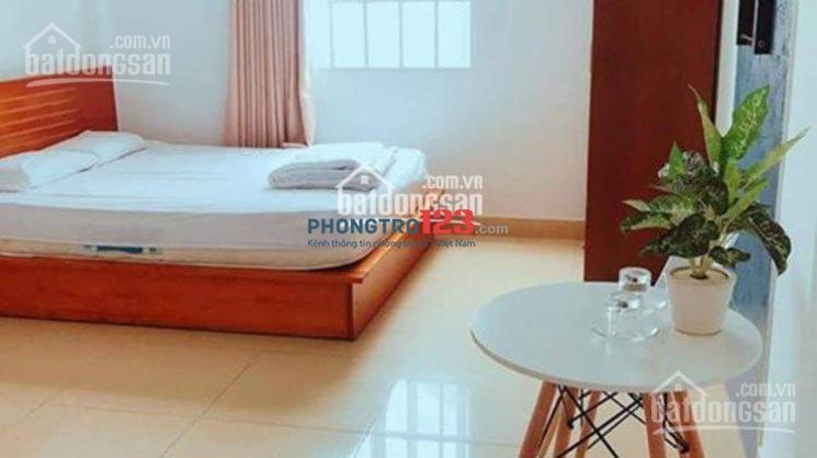 Cho thuê phòng rộng 32m2 , đường Phan Văn Hân - Nguyễn Cửu Vân