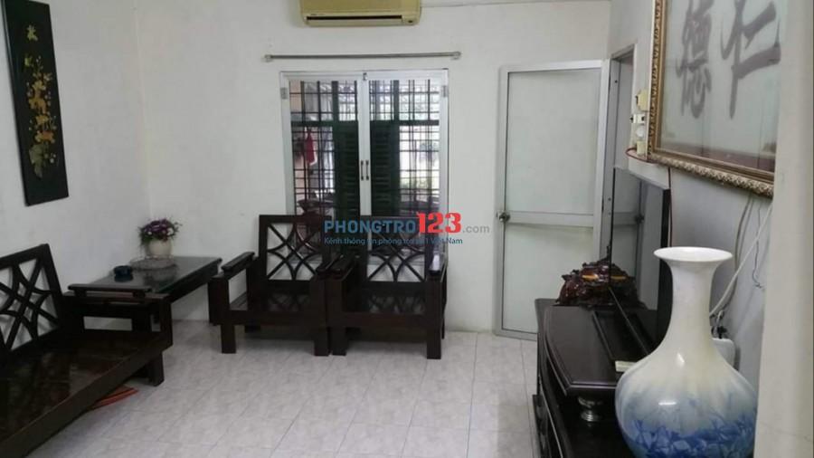 Cho thuê tập thể ở Thái Thịnh 150m2