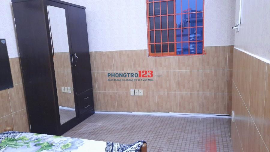 Phòng giá rẻ, 3.5 triệu/tháng bao khu Phú Nhuận