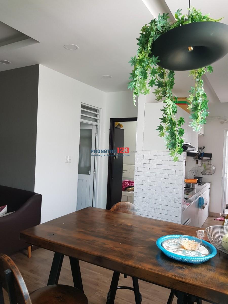 Cho thuê căn hộ Belleza Apartment 50m2 1pn Full nội thất tại Phạm Hữu Lầu Q7 giá 7tr/tháng