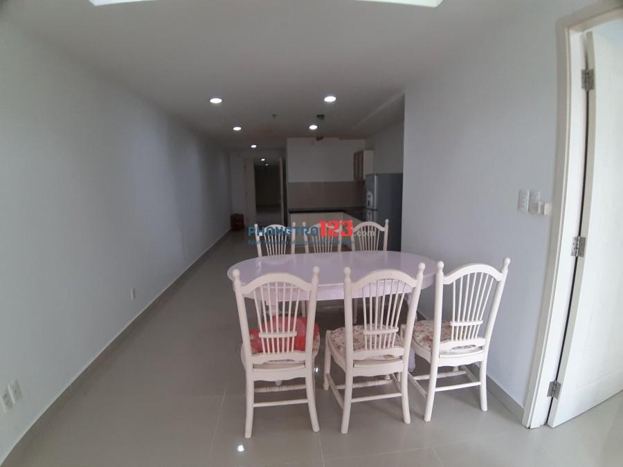 Cho thuê căn hộ Conic Skyway, DT : 80m2, 2PN, 2WC. Giá 6.5tr/tháng