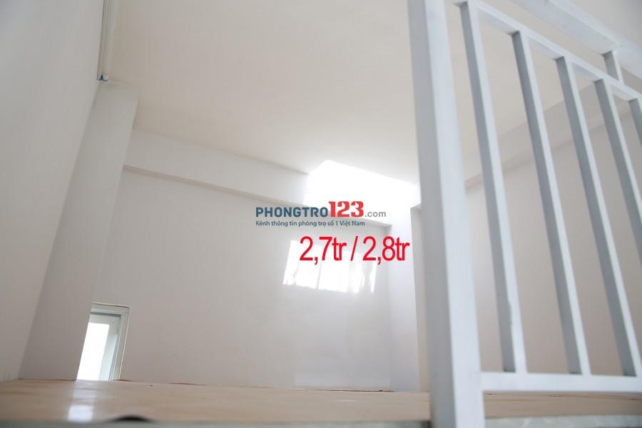[Q7] Phòng đẹp mới 100% giá 2,7tr, lối đi riêng, giờ giấc tư do