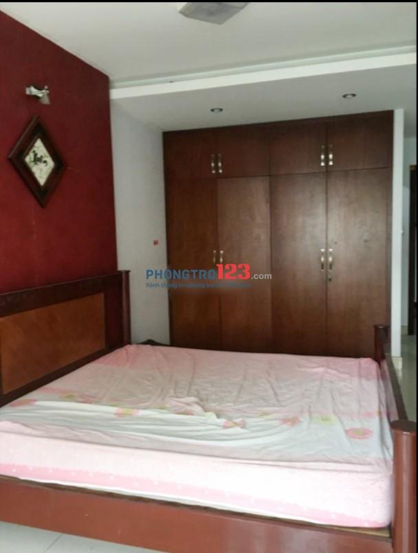 Cho thuê phòng Full nội thất 793 Trần Xuân Soạn P.Tân Hưng Q7 phòng đẹp