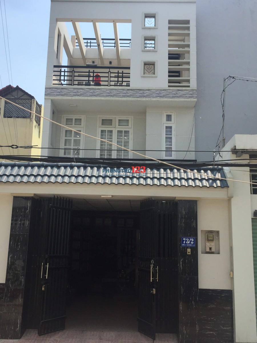 Cho thuê nhà nguyên căn rộng, đẹp 3 tầng, Quận 2