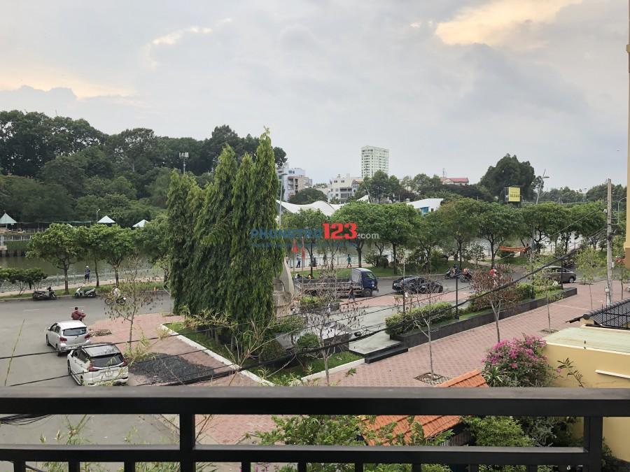 Cho thuê căn hộ Studio view siêu đẹp (Bình Thạnh giáp Quận 1)