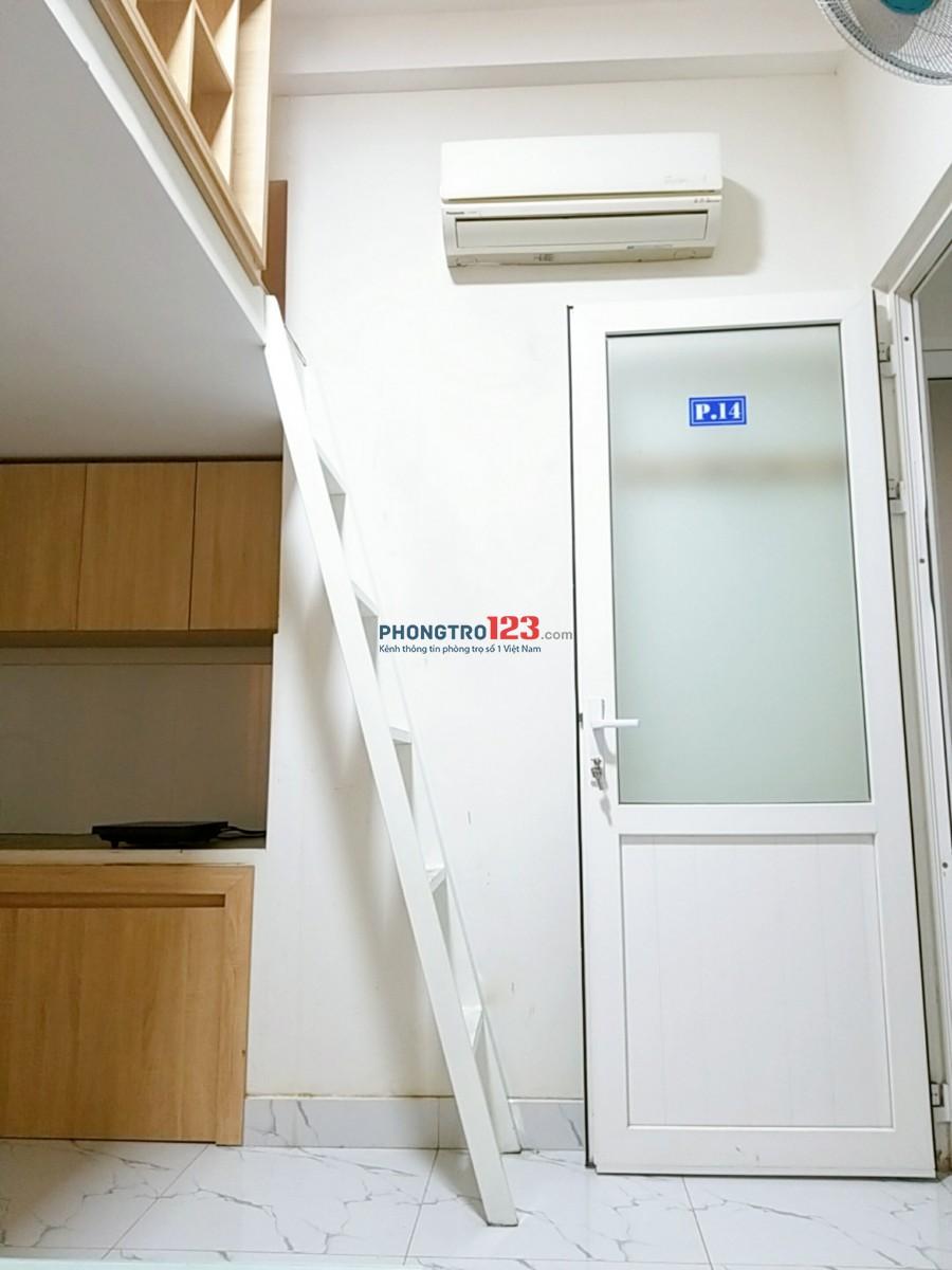 Phòng trọ mới 100% trung tâm đất nước Quận Tân Bình. Diện tích 30m2, Giá 5 triệu/tháng