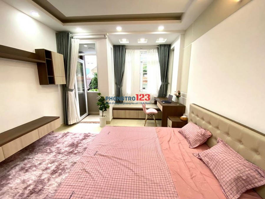 Phòng tiện nghi như hình Hồ Biểu Chánh Phú Nhuận