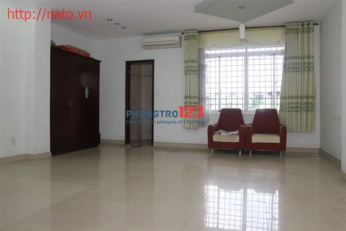 Mặt bằng kinh doanh, 30m2, 7tr/th, free dịch vụ, bảo vệ 24/24, có sẵn bàn ghế, mặt tiền Nguyễn Thị Thập, Quận 7