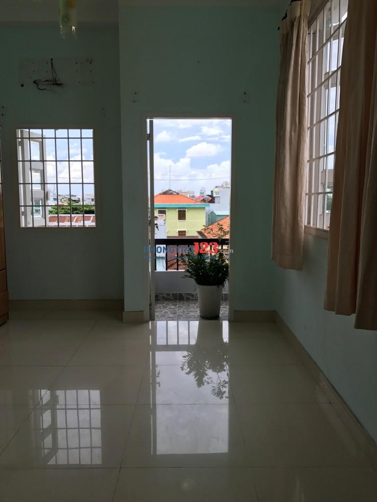 Phòng mini giá rẻ, thoáng mát, an ninh. Ngay Lê Quang Định